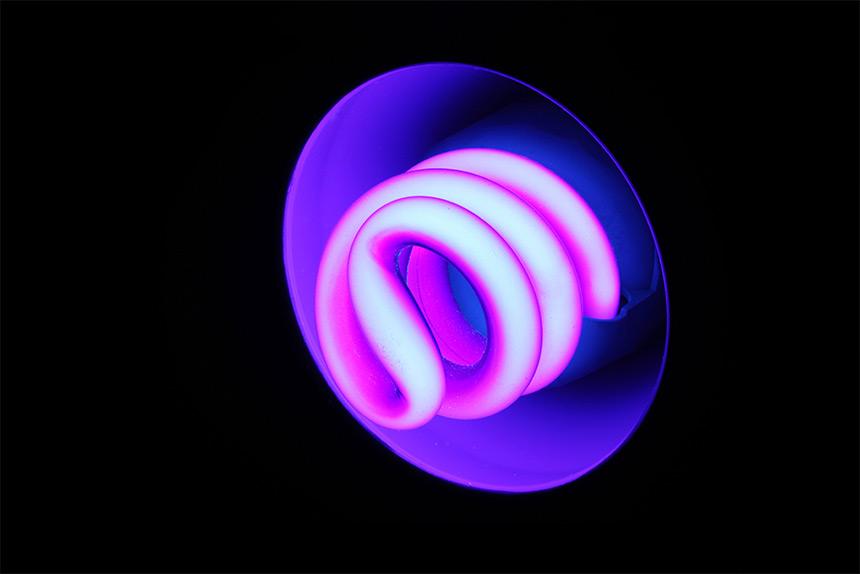 Kompakte Leuchtstofflampen
